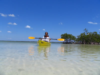 Florida Keys kayaking
