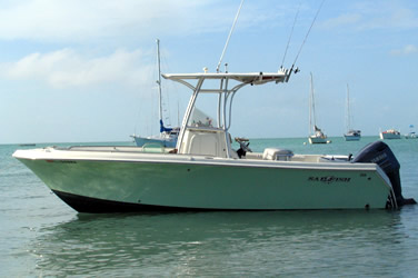 Florida Keys and Key West boat rentals for fishing, diving and